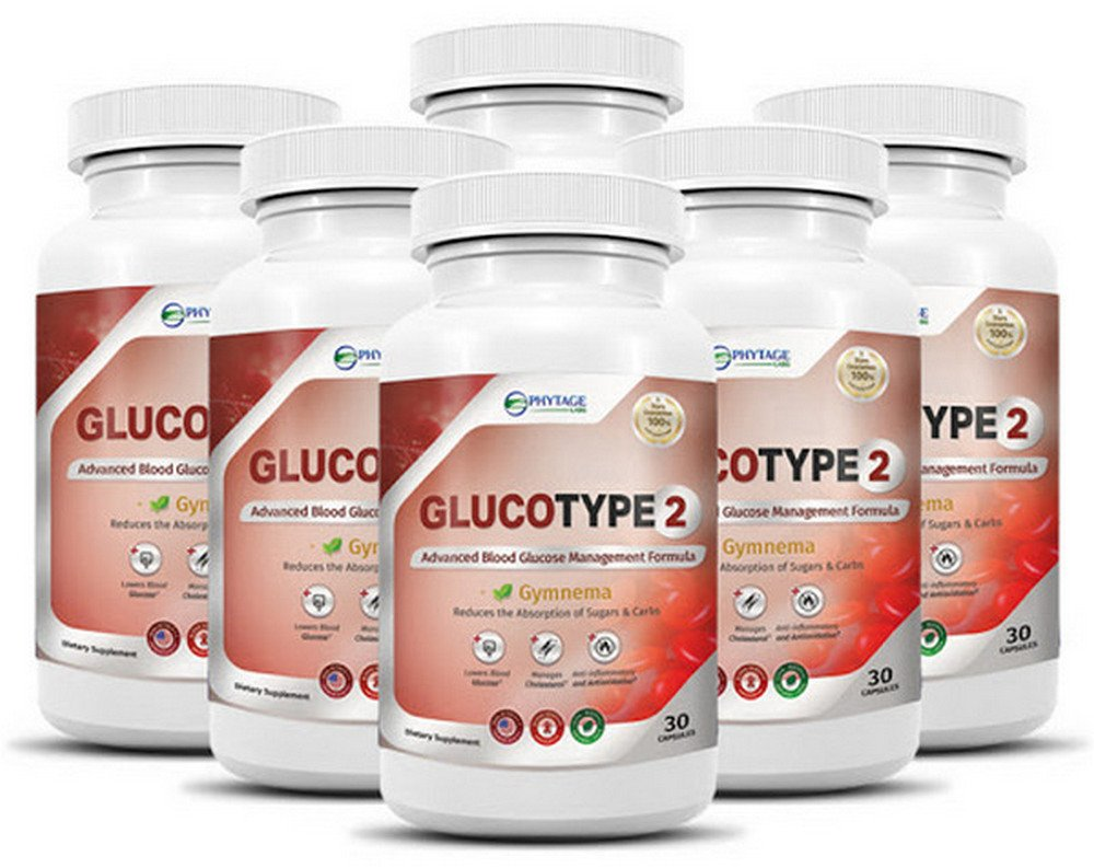 PhytAge Labs GlucoType 2 Reviews 2020 – How Does GlucoType 2 Blood Sugar Support Work?