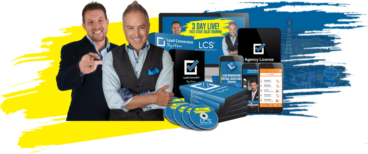 LCS2 Reviews 2020 (Lead Conversion Squared) – Daven & Chad's 3 Day Business Online Training – Lead Conversion Squared (LCS)
