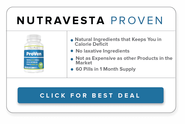 NutraVesta ProVen Review 2020 – How Does Proven Work for Weight Loss?
