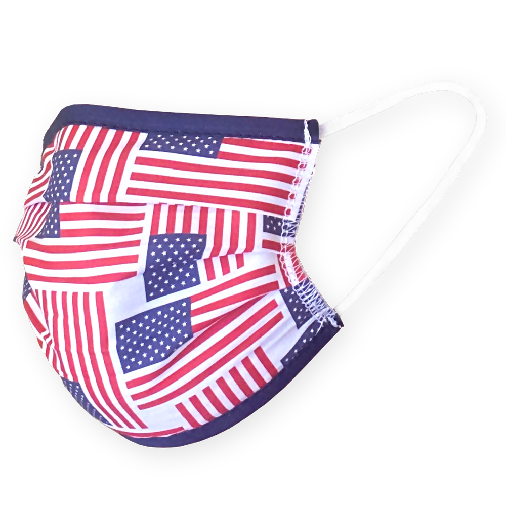 Self Reliance Association Patriot Protector Reusable Face Mask Review 2020 – Protecting Ourselves the Patriotic Way?