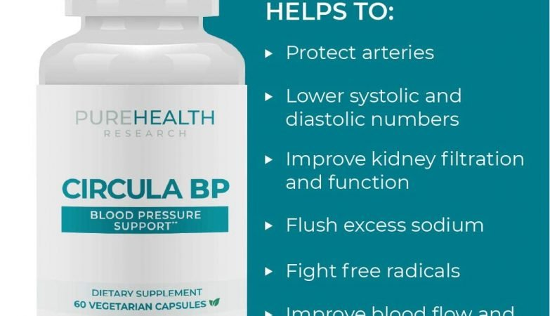 Circula BP is a health and wellness supplement