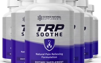 TRP Soothe provides back pain relief
