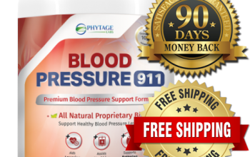 Blood Pressure 911 is a dietary supplement