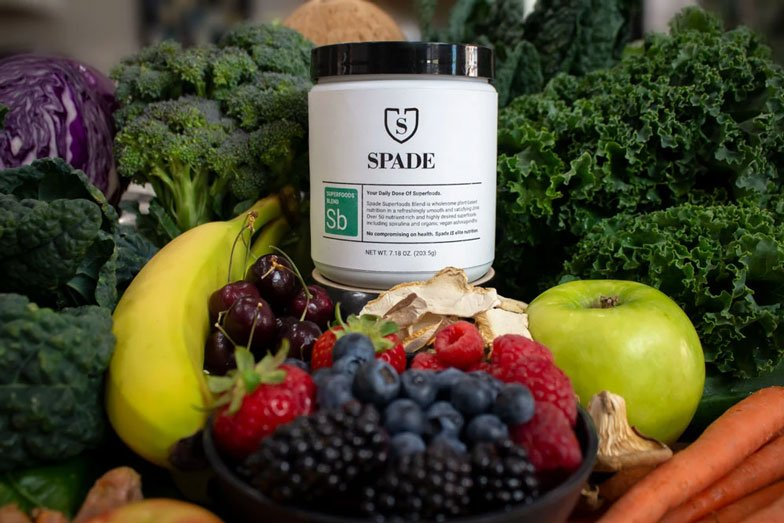 Spade Nutrition SB-66 Review 2020 – Dr Dan Larke Superfood Blend for Nutritional Needs