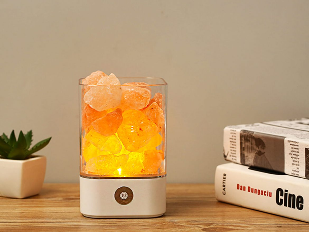 Lumebience Himalayan Salt Lamp Review 2020 – All-Natural Himalayan Salt Lamps