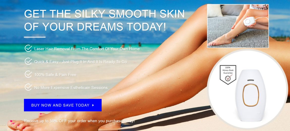 Belle Bella Reviews – IPL Hair Removal (2020) – Belle Bella Laser Hair Removal Device