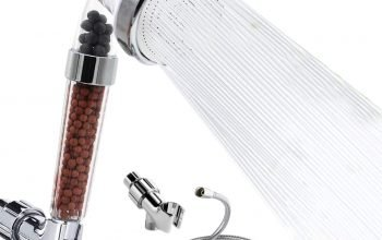 Hydro Pur Shower Head comes with various features