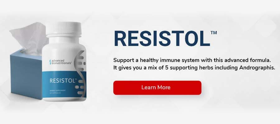 Advanced Bionutritionals Resistol Reviews 2020 – A Herbal Immune Complex For Immune Strength