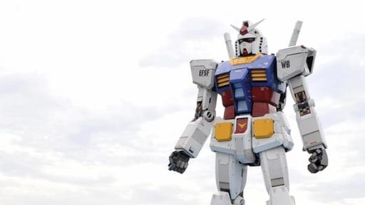 Japan is Building a Giant Gundam Robot – Let's get into this Anime-Character look-a-like Giant Robot